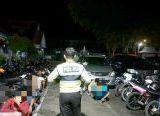 Photo of Satlantas Polres Singkawang Amankan Belasan Sepeda Motor