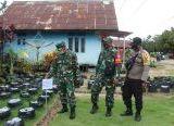 Photo of Tim Penilai Korem 121/Abw Tinjau Desa Mandiri Sehat Bebas Covid-19 Wilayah Kodim 1203/Ktp
