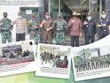 Brigjen TNI Ronny S.A.P. Safari Beranda Tapal Batas RI-Malaysia