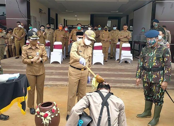 Photo of Sebanyak 260 Calon Bintara Angkatan Pertama SPN Polda Kalbar Jalani Pendidikan di Tengah Pandemi Covid-19