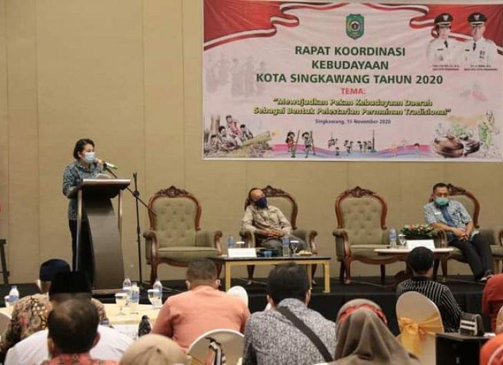 Photo of Pemkot Singkawang Gelar Rakor Bidang Kebudayaan
