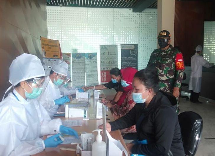 Photo of Satgas Pamtas 642 Terapkan Secara Ketat Protokol Kesehatan Terhadap PMI