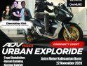 Honda ADV150 Urban Exploride, Gali Potensi Destinasi Wisata Kota Pontianak
