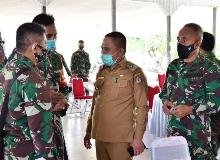 Photo of Pemkab Tuntaskan Pembebasan Lahan Kodim Kayong Utara