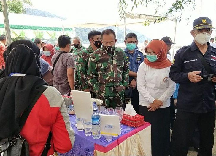 Photo of Dandim 1203/Ktp Hadiri Harkanas ke-7 Tahun 2020 di Sukadana