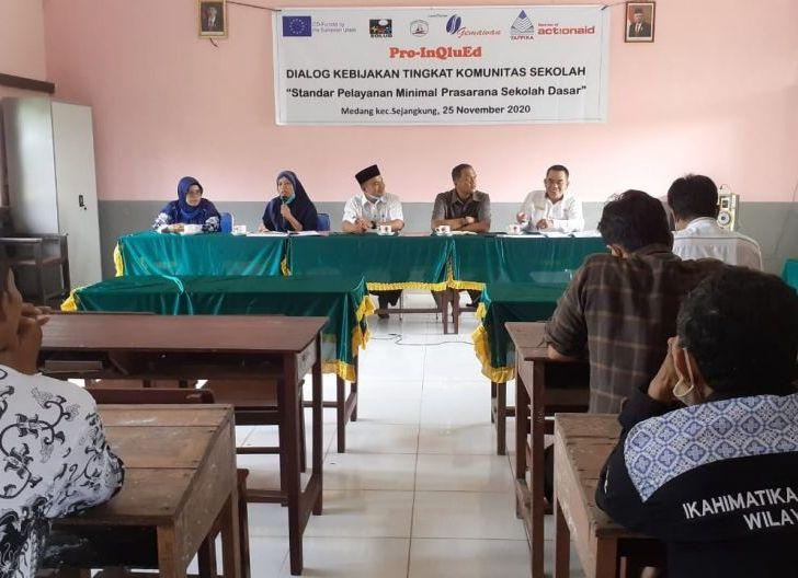 Photo of Gemawan Gelar Dialog Standar Pelayanan Prasarana SD