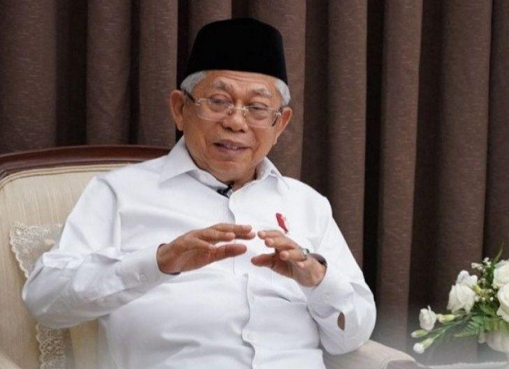 Photo of Wapres Ma'ruf Amin Jabat Ketua Dewan Pertimbangan MUI