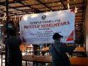 Abaikan Imbauan dan Langgar Perbup, Sapol PP Tutup Kedai Brother Coffee Aur 2