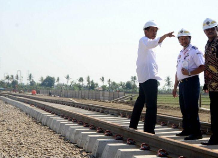 Photo of Ini Daftar 15 Proyek Kereta di RI yang akan Dibangun Presiden Jokowi