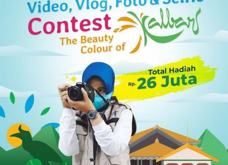 Photo of Promosikan Obyek Wisata Melalui Lomba, Disporapar Kalbar Gelar Beauty Colour