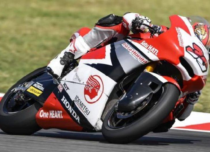 Photo of Pembalap Binaan Honda Indonesia Tak Sabar Balapan di Moto2 2021