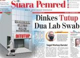 Photo of Dinas Kesehatan Kalimantan Barat Tutup Dua Lab Swab
