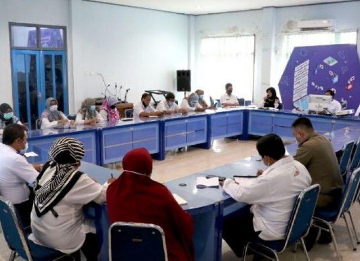 Photo of Diskominfo Singkawang Gelar Rapat Evaluasi Pelaksanaan Pengelolaan Website PPID