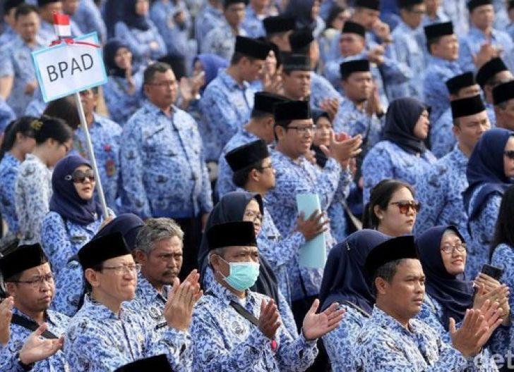 Photo of Dikarenakan Komponen Berubah, Gaji PNS Bakal Naik