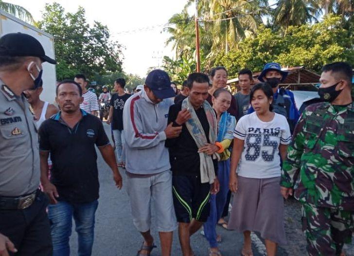 Photo of Hilang Saat Melaut, Koramil Sungai Raya dan Tim Gabungan Berhasil Temukan Rendi