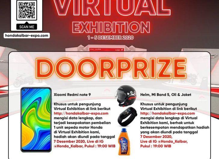 Photo of Virtual Exhibition Honda Sediakan Penawaran Menarik