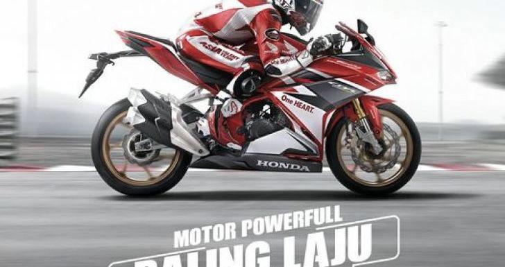 Honda CBR250RR SP 2020 Lebih Kencang, Penuhi Hasrat Berkendara