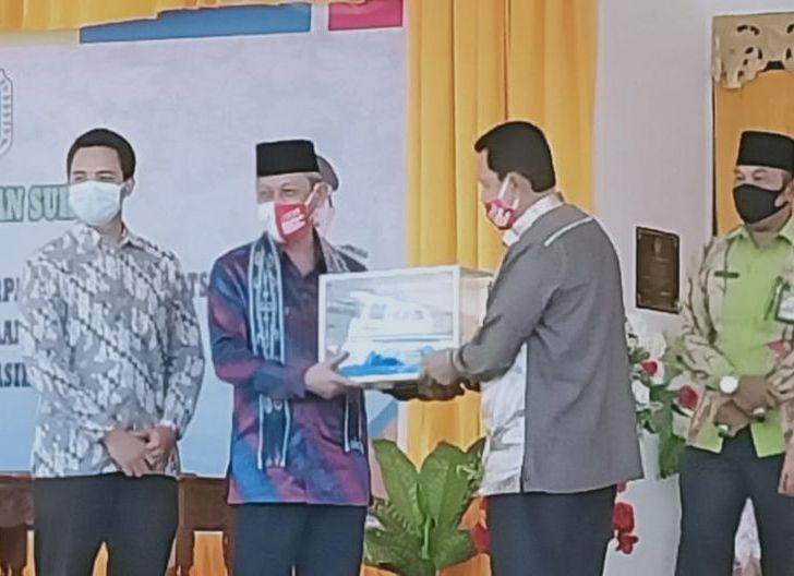 Photo of Bupati Lounching PTSP Kemenag Kapuas Hulu