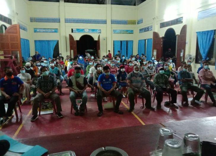 Photo of Masyarakat Batu Buil-Batu Nanta  Nyatakan Dukungan untuk Panji-Ahmaddin