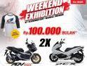 Pengunjung Akui Suka Honda Weekend Exhibition Astra Motor Kalbar di Ayani Mega Mall