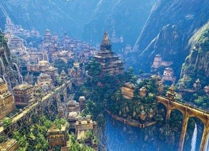 Photo of Agartha, Kota Misterius di Bawah Perut Bumi yang Dihuni Manusia Sempurna