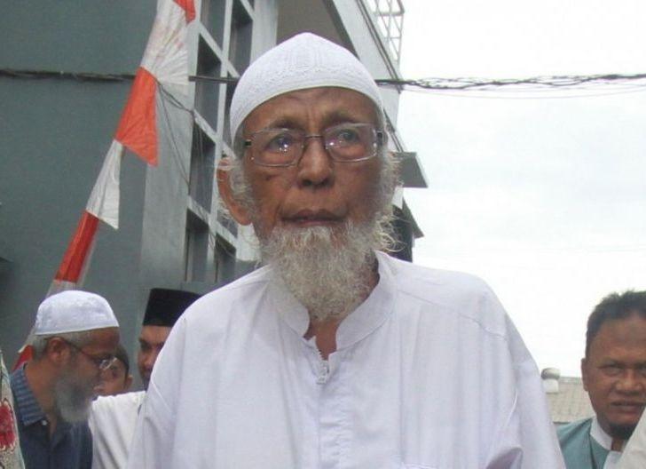 Photo of Abubakar Baasyir Tolak Setia kepada NKRI