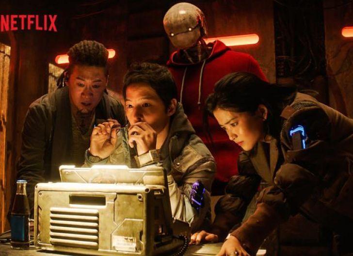 Photo of 'Space Sweepers' Film Terbaru Song Joong-ki akan Hadir di Netflix