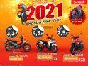 HEY 2021 dari Honda, Promo Khusus Tahun Baru dari Astra Motor Kalbar