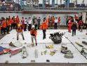 Sriwijaya Air Diduga Tidak Meledak di Udara