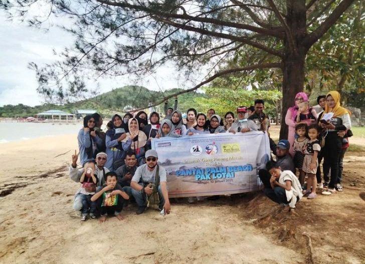 Photo of Silaturahmi Edukasi, Budaya dan Gotong-Royong, BPK OI Bersama Kelompok Penjahit Gang Pinang Road to Destinasi Wisata