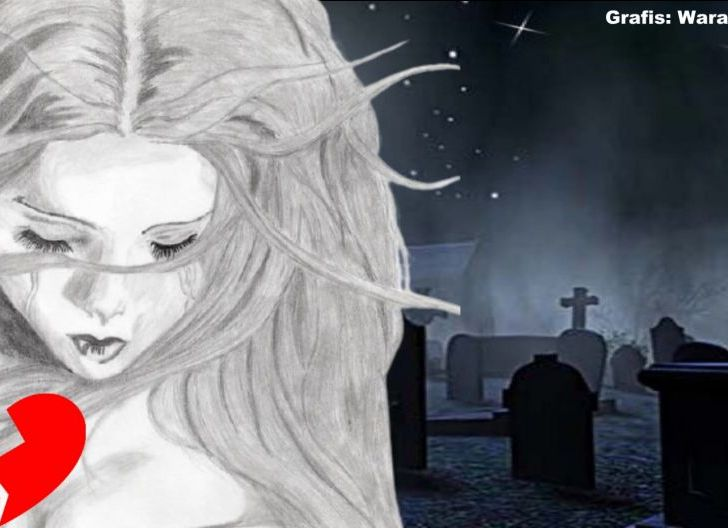 Photo of Mistis Kepulauan Seribu:  Hantu Maria yang Ratusan Tahun Ratapi Kekasihnya
