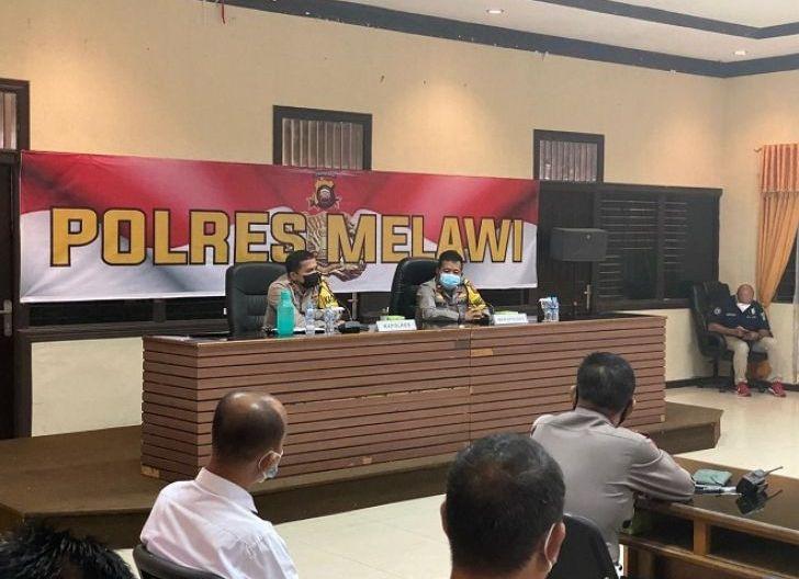 Photo of Polres Melawi Gelar Anev, Ikhtiar Tingkatkan Kinerja dan Tanggung Jawab