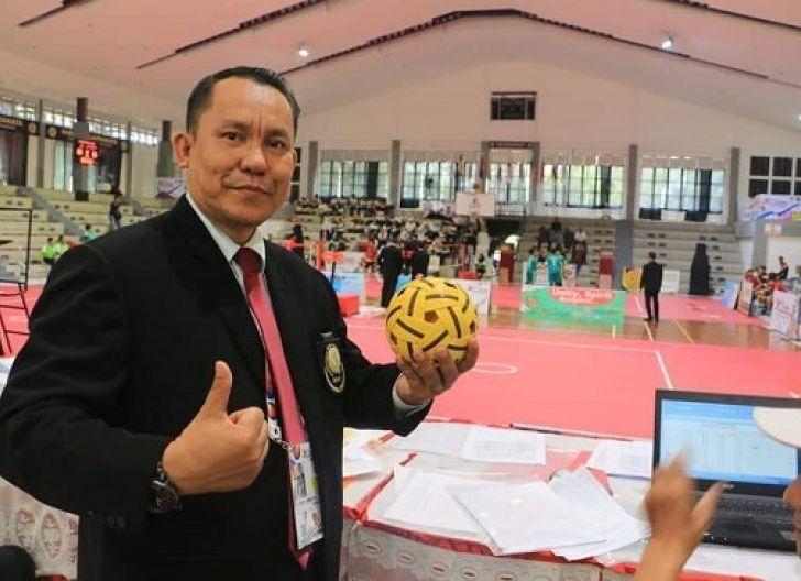 Photo of Jamalong Tata Kompetisi Sepaktakraw Nasional, Jabat Ketua Bidang Kompetisi dan Kepelatihan PB PSTI 2021-2025