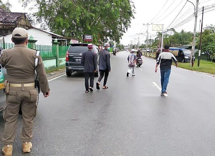 Photo of Sering Minta Sumbangan, Sejumlah Pemuda Diamankan Satpol PP