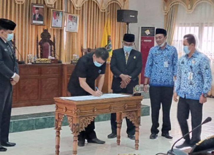 Photo of Masa Jabatan Bupati Sekadau Segera Berakhir Februari Mendatang