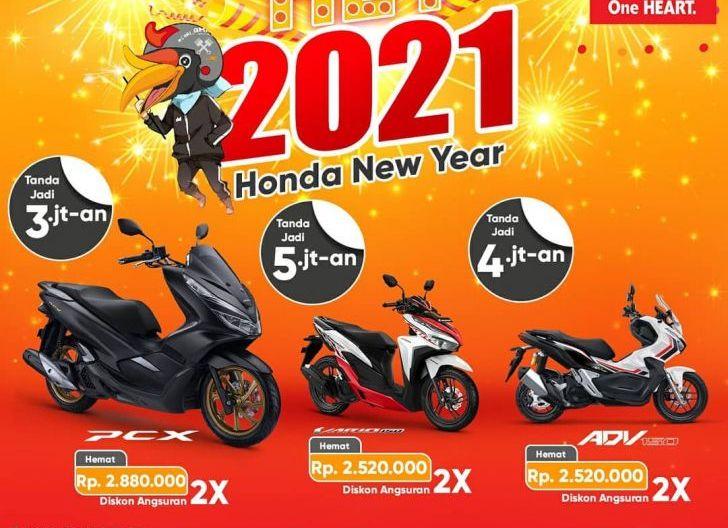 Photo of Promo HEY 2021, Ada Penawaran Khusus Tahun Baru dari Astra Motor untuk Warga Sambas