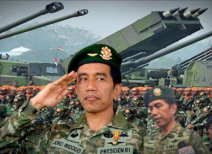 Photo of Militer Indonesia Terkuat di Asia Tenggara (Bagian III/Tamat): Jokowi Harus Jaga Keseimbangan Internal TNI