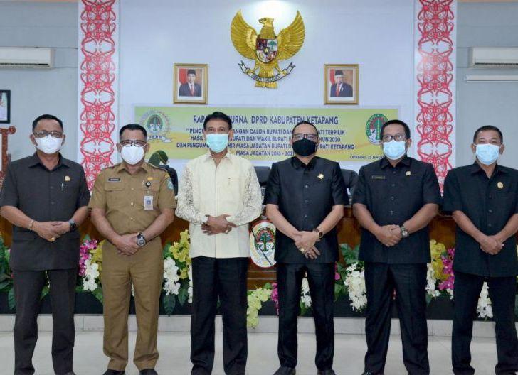 Photo of DPRD Sampaikan Masa Jabatan Martin-Suprapto Segera Berakhir