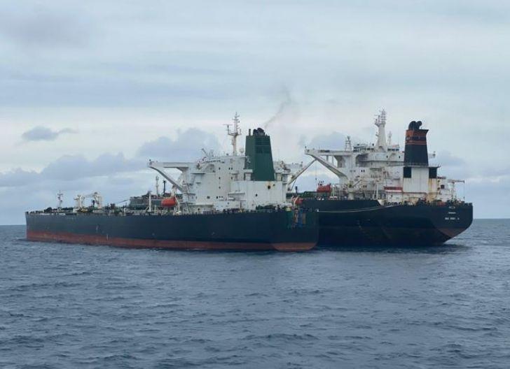 Photo of Sukses Beraksi di Venezuela, Tanker Iran Ditangkap di Perairan  Kalbar