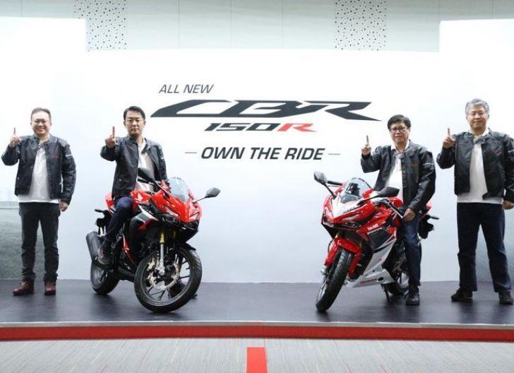 Photo of Teknologi Total Control All New Honda CBR150R, Generasi Kelima Hadir dengan Suspensi Depan Upside Down