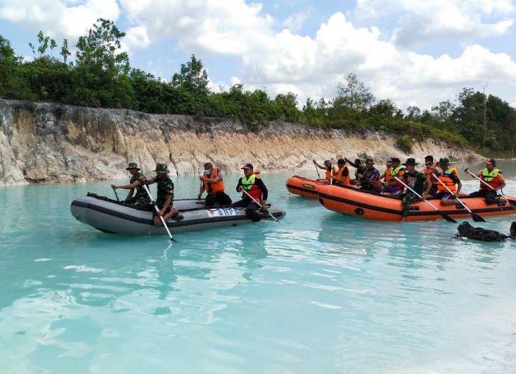 Photo of Tingkatkan Kesiapsiagaan Hadapi Bencana, Kodim 1014/Pbn Gelar Simulasi Penanganan Banjir