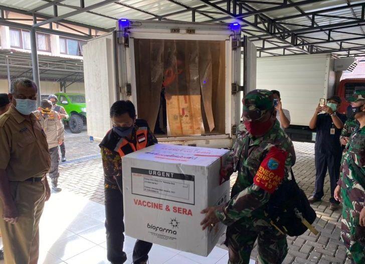 Photo of Ditarget Selesai pada Februari, Sebanyak 1.163 Nakes di Pontianak Telah Divaksin