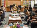 Ketua Umum PP SNNU Kunjungi Bupati, Bahas Rencana Pembangunan Kampus hingga Rumah Sakit