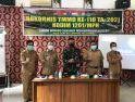 Pemkab Rakornis terkait TMMD di Desa Tolok