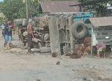 Photo of Jalan Sekura Teluk Keramat-Tekarang Rusak Parah