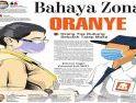 Orang Tua Dukung Sekolah Tatap Muka, Bahaya Zona Oranye
