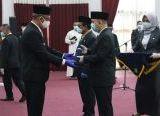 Photo of Gubernur Kalbar Lantik Tiga Pejabat Pimpinan Tinggi Pratama