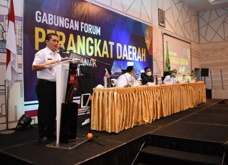Photo of RKPD Kota Pontianak 2022 Fokus Pemulihan Ekonomi