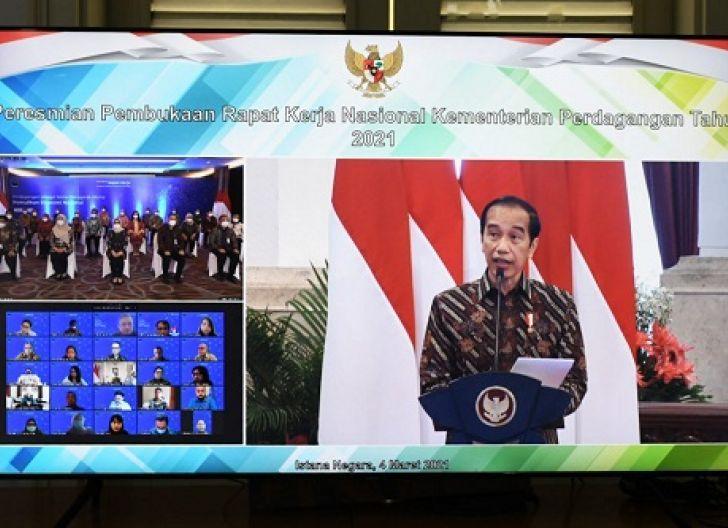 Photo of Presiden: Sektor Perdagangan Diharapkan Berkontribusi Besar Pemulihan Ekonomi