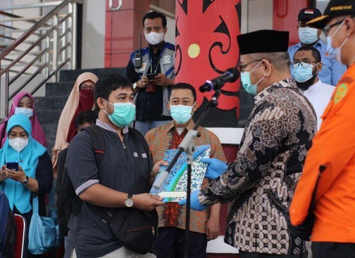 Photo of Razanah Korban Sriwijaya Air SJ 182 diserahkan ke Pihak Keluarga